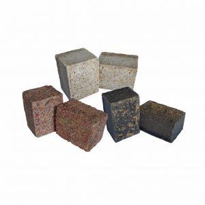 Жмых кубиками